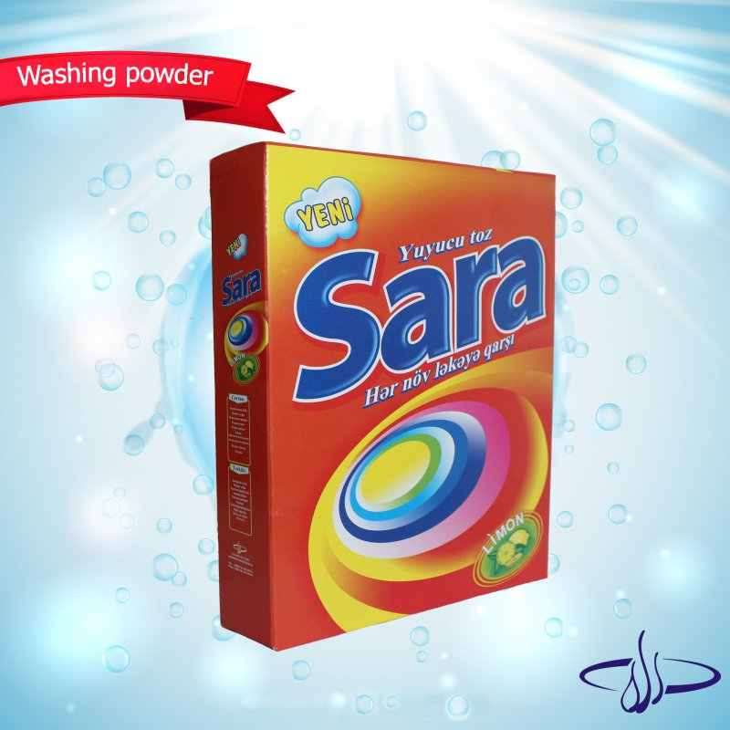 Sara Washing powders